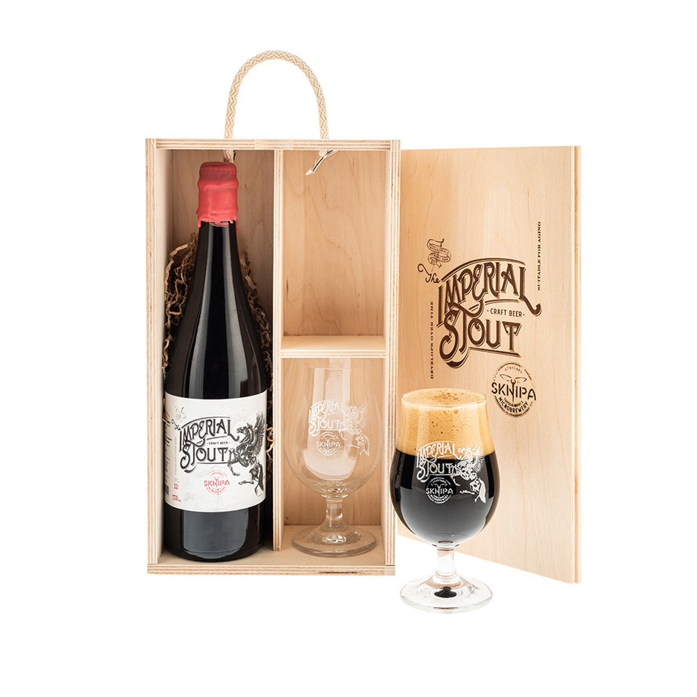 Sknipa Imperial Stout Box 5