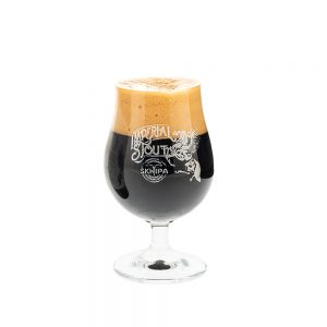 Sknipa Imperial Stout Glass