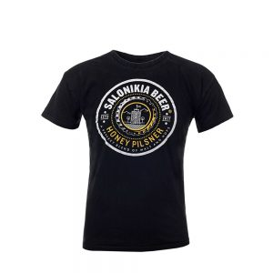T-shirt Salonikia Honey Pilsner