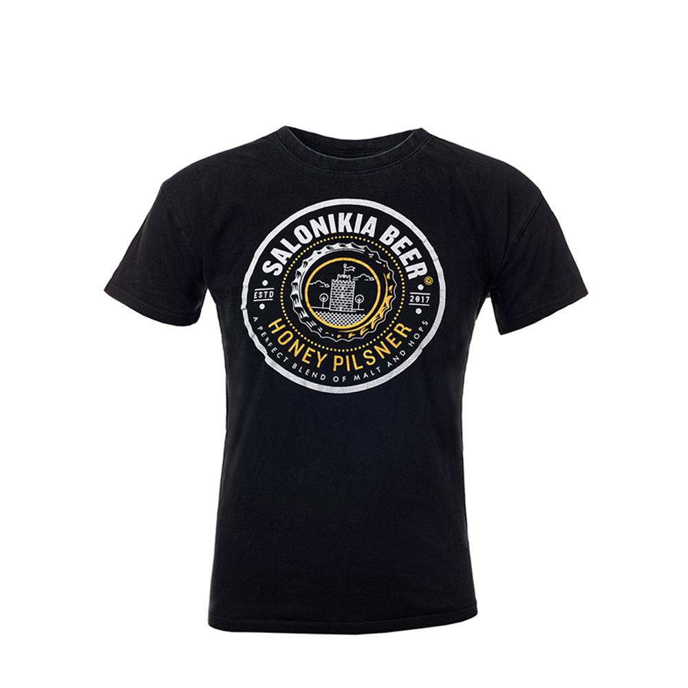 T-shirt Salonikia Honey Pilsner